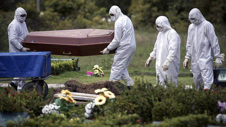 Coronavirus: Brasil superó los 500 mil casos y se acerca a las 30 mil muertes