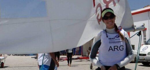 """Lourdes Hartkopf: """"Nunca perdimos el foco, sabemos que la meta es Tokio"""", comentó la misionera clasificada a los Juegos Olímpicos"""