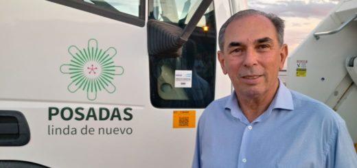 Posadas, ciudad sustentable: Stelatto anunció la recolección de residuos diferenciados con una prueba piloto desde el viernes en Villa Sarita y el microcentro