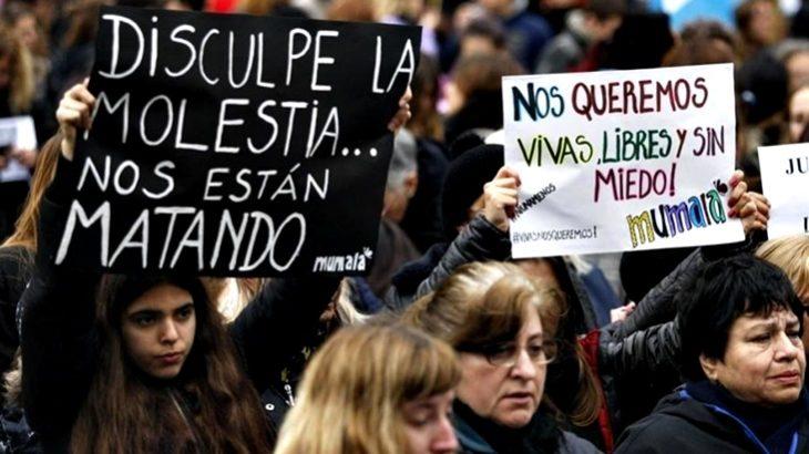 Registro Nacional de Femicidios: según un informe, durante el 2019 hubo más de 270 crímenes por violencia de género en la Argentina