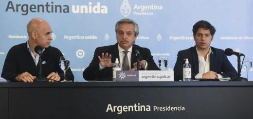 Alberto Fernández convocó a una reunión en la quinta de Olivos para definir cómo seguirá la cuarentena