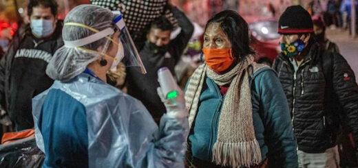 Chile ya superó los 250.000 infectados con coronavirus