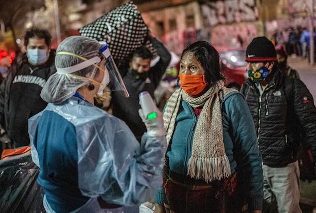 Coronavirus en Chile: se reportaron 75 muertos en las últimas 24 horas