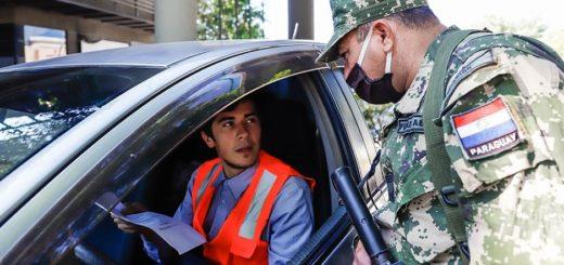 Paraguay reforzará el control de las fronteras tras el aumento de casos de coronavirus