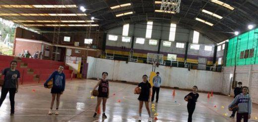 Coronavirus: en Eldorado los clubes de básquet volvieron con los entrenamientos