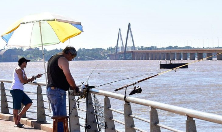 Coronavirus: pescadores deportivos presentaron protocolo para volver a pescar desde costa