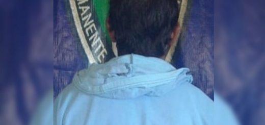 Violencia familiar: amenazó en reiteradas veces a su familia y fue detenido