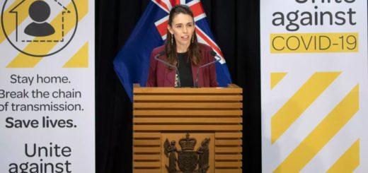 Nueva Zelanda quiere eliminar completamente el distanciamiento social