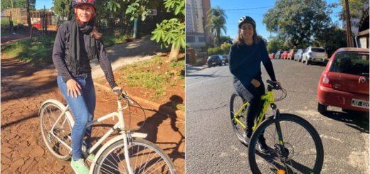 Posadas se suma al Día Mundial de la Bicicleta