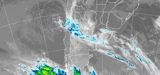 Emiten una advertencia meteorológica por lluvias y tormentas a partir de este jueves en Posadas