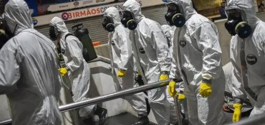 """Jair Bolsonaro, tras el récord de muertes diarias por coronavirus en Brasil: """"Es el destino de todo el mundo"""""""