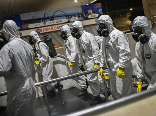 Brasilia declaró el «estado de calamidad» por el coronavirus