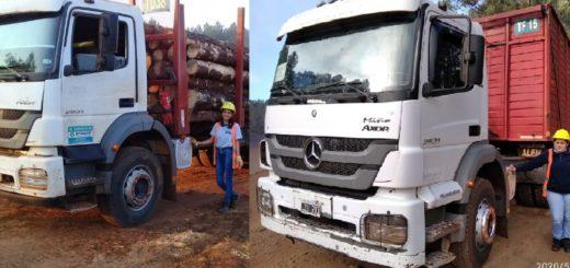Rompiendo estereotipos: mujeres que se abren paso entre los camiones
