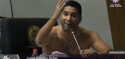"""Legislador paraguayo """"sacó el pecho"""" exigiendo que se reabra el Puente de la Amistad en la Triple Frontera"""