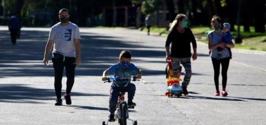 Cuarentena flexibilizada: en 12 provincias ya permiten el reencuentro con los seres queridos en reuniones familiares