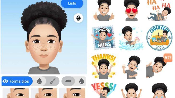 Furor en Facebook: ¿cómo crear un avatar para expresar tus emociones?