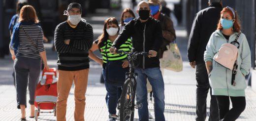 Confirman cinco nuevas muertes por coronavirus y suman 588 las víctimas en el país