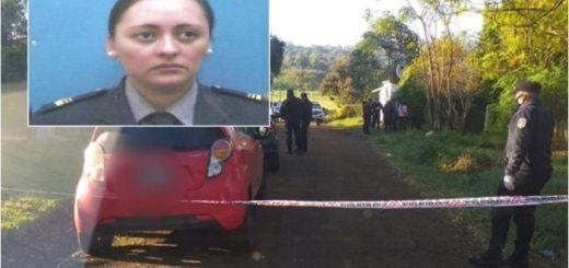 Continúa la búsqueda del arma que mató a la sargento Rodríguez y declaran varios testigos