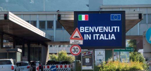 Italia reabre las fronteras y los ciudadanos pueden circular por todo el país