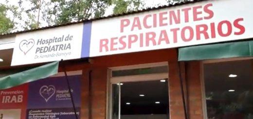 Hospital de Pediatría de Posadas: estiman que recién en septiembre se habiliten las consultas generales