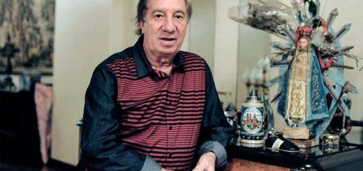 Dio negativo el hisopado de Bilardo, tras la muerte en el geriátrico donde vive