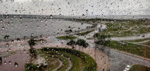 Viernes con lluvias en todo Misiones y con pronóstico de la llegada de un frente frío hacia el final de la jornada