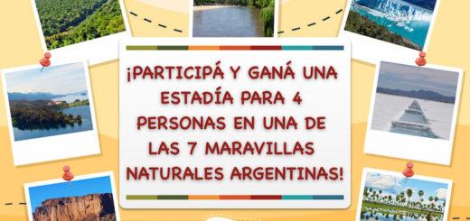 Más de 13.000 personas ya se encuentran participando del Concurso para conocer una de las 7 Maravillas Naturales Argentinas