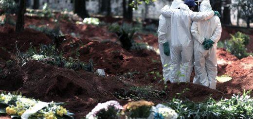 Coronavirus: Brasil reportó 1.005 muertes en 24 horas
