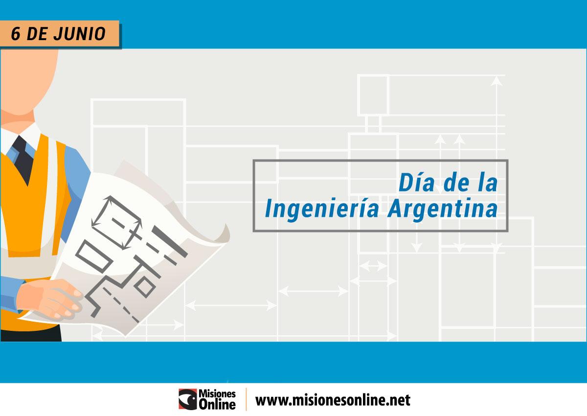 ¿Por qué se celebra hoy el Día de la Ingeniería Argentina? - MisionesOnline