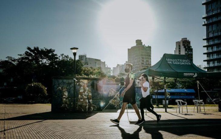 Actividades deportivas permitidas en Posadas: por momento no autorizan las prácticas de runners y las salidas recreativas en bicicleta