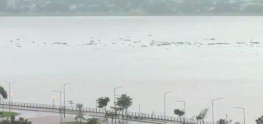 Por el mal tiempo volvieron a suspender las caminatas recreativas en Posadas