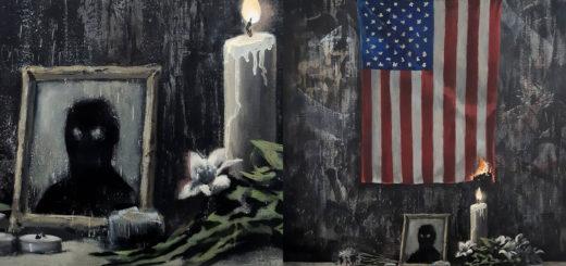 La nueva obra del artista urbano Bansky dedicada al problema del racismo