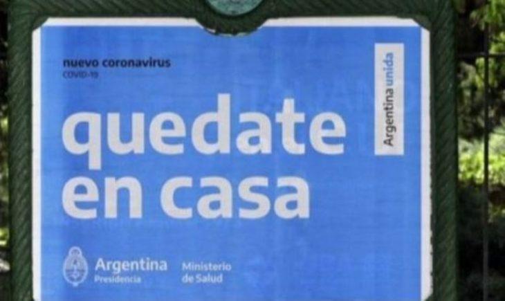 Coronavirus: se confirmaron 58 muertes y 3099 contagios este lunes en Argentina