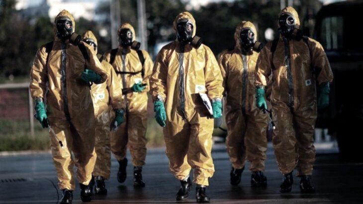 Coronavirus: Brasil cambia el método de contar víctimas y baja notablemente la estadística