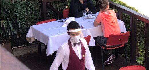 Coronavirus: restaurantes y bares posadeños abrieron este domingo y recibieron a numerosos clientes