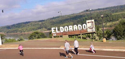 Coronavirus: se desarrollan con normalidad las caminatas recreativas con niños en Eldorado
