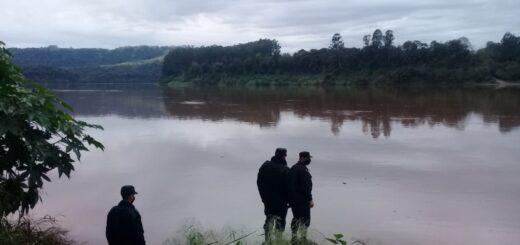 Buscan a un joven que desapareció en las aguas del río Uruguay