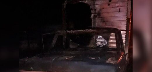 Buenos Aires: incendiaron la camioneta de un verdulero que dio positivo de coronavirus