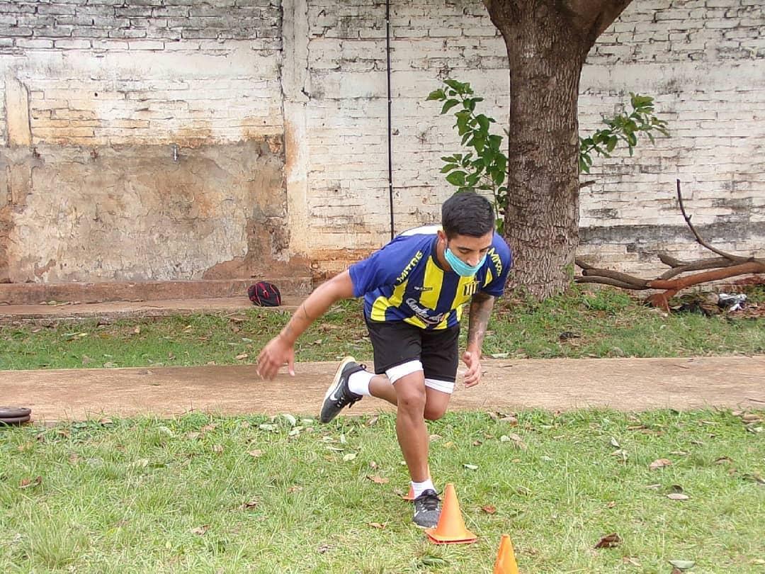 Coronavirus: el Club Mitre de Posadas volvió a los entrenamientos en inferiores, reserva, primera y fútbol femenino