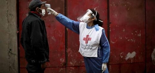 En las últimas 24 horas hubo 29 muertes y 826 nuevos contagios de coronavirus en Argentina