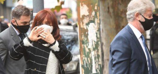 Cristina Kirchner se presentó como testigo en la causa por el presunto espionaje ilegal realizado por el macrismo