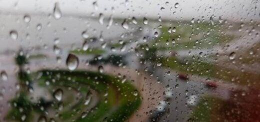 Pronostican un martes lluvioso en Misiones con probables tormentas fuertes en el centro y norte de la provincia