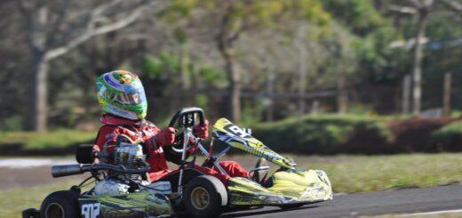 Karting: Rudito Bundziak volvió a entrenar en una pista de carrera