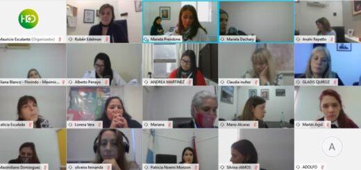 Arrancó el Parlamento de la Mujer 2020 con la agenda programada