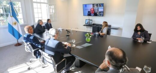 Naciones Unidas comprometió su apoyo al Consejo Económico y Social que propuso Alberto Fernández