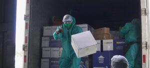 """Coronavirus: """"El aumento de casos en América Latina evidencia la falta de equipos de protección personal y respiradores"""", advirtió la ONU"""