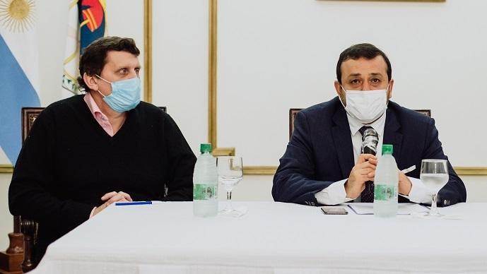 Por la pandemia y con fondos propios, el gobierno de Misiones atendió las demandas del sector sanitario privado