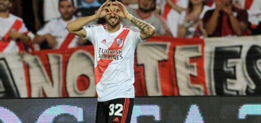 Nacho Scocco no renovará su contrato y se va de River