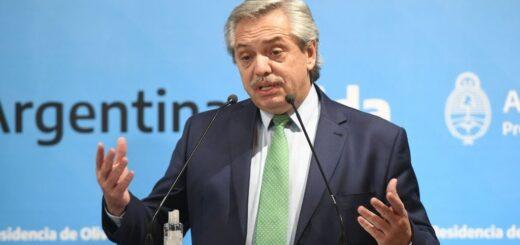 """Alberto Fernández, sobre Vicentin: """"No me podía quedar de brazos cruzado viendo cómo se caía"""""""
