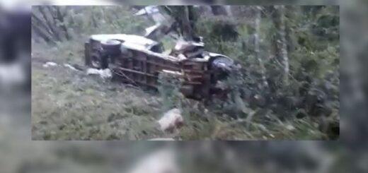 San Martín: siniestro vial dejó una persona fallecida y un herido de gravedad